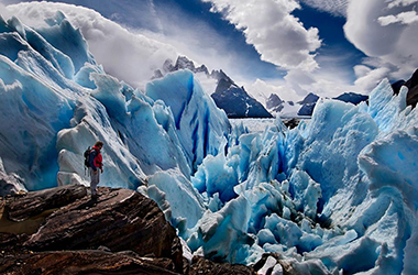 Big Ice on the Perito Moreno Glacier
