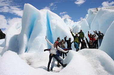 Minitreking on the Perito Moreno Glacier